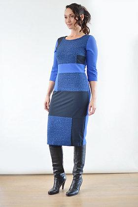 Dress Blue Bauhaus