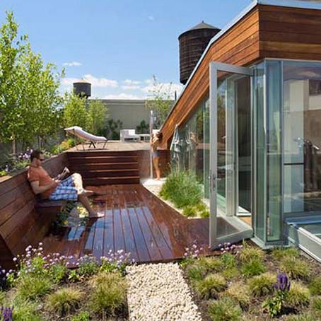 Дом с зеленой крышей в продаже:)