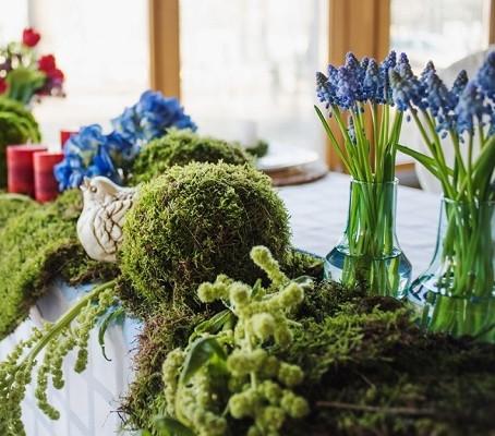 Стабилизированные растения стали абсолютным трендом в сфере декора мероприятий