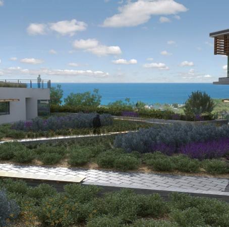 5 потрясающих проектов зеленых крыш