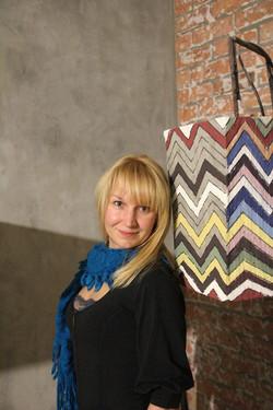 Марианна Голубенко читает лекции