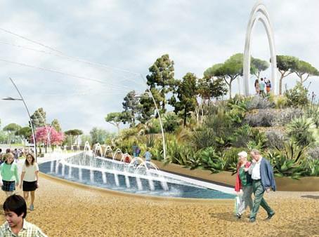 Как выглядит парк мечты