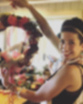 karolien met haar krans.jpg