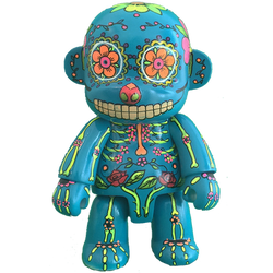 mexican blue face