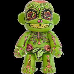 mexican green face