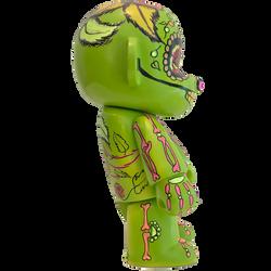 mexican green profil