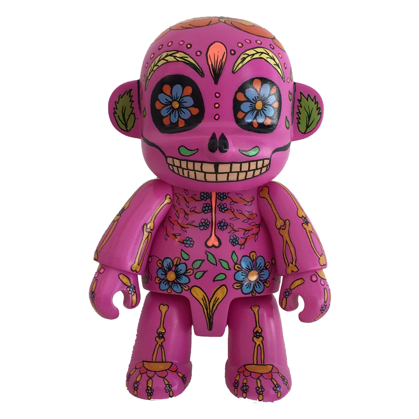 mexican pink face