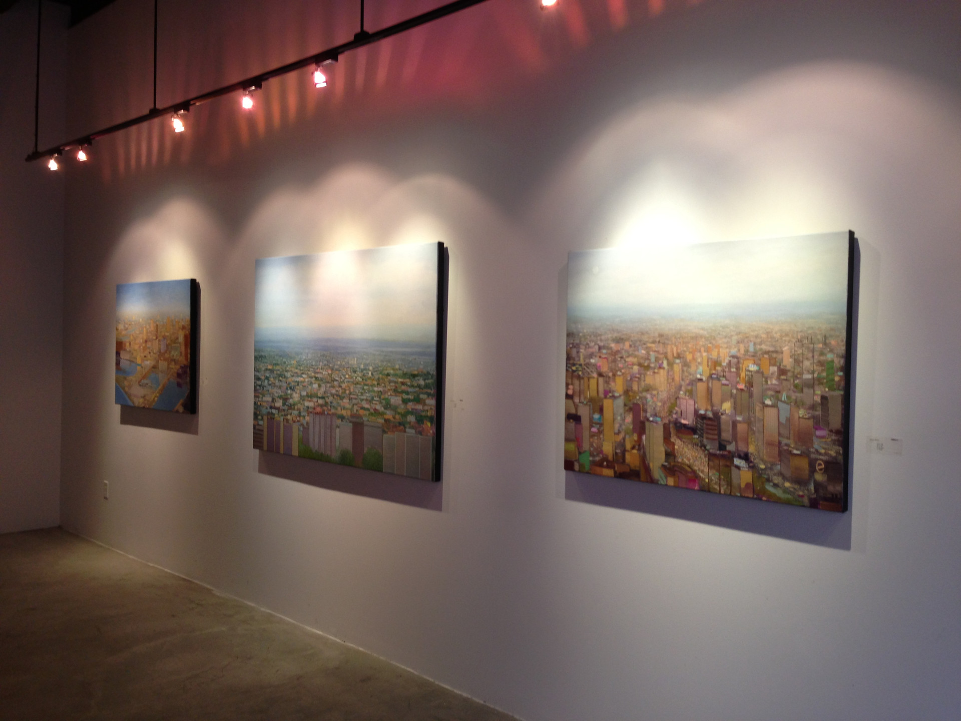 "JOSEPH SIDDIQI ""New Work"" 2013 Galerie St-Laurent + Hill Ottawa ON"