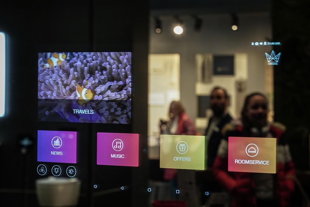 Technik trifft auf Gast Komfort – der digitale Butler macht's möglich!