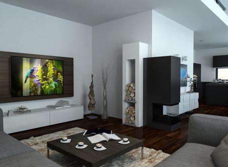 Skypen mit dem Backofen und Fernsehen via Spiegel