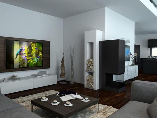 Home & Smart: Skypen mit dem Backofen und Fernsehen via Spiegel