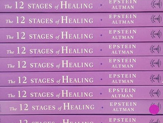 12 Stages of Healing by Donald Epstein