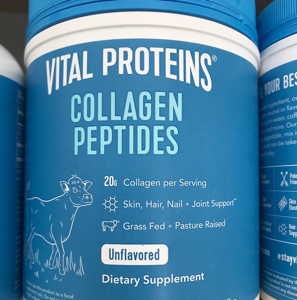 Vital Proteins are back!