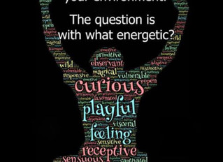 What energy are you choosing?