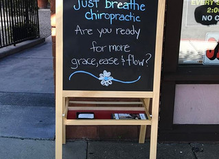 Chair Massage Monday | Just Breathe Chiropractic