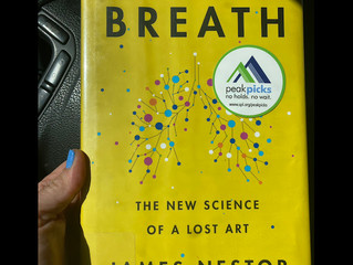 The lost art of Breath