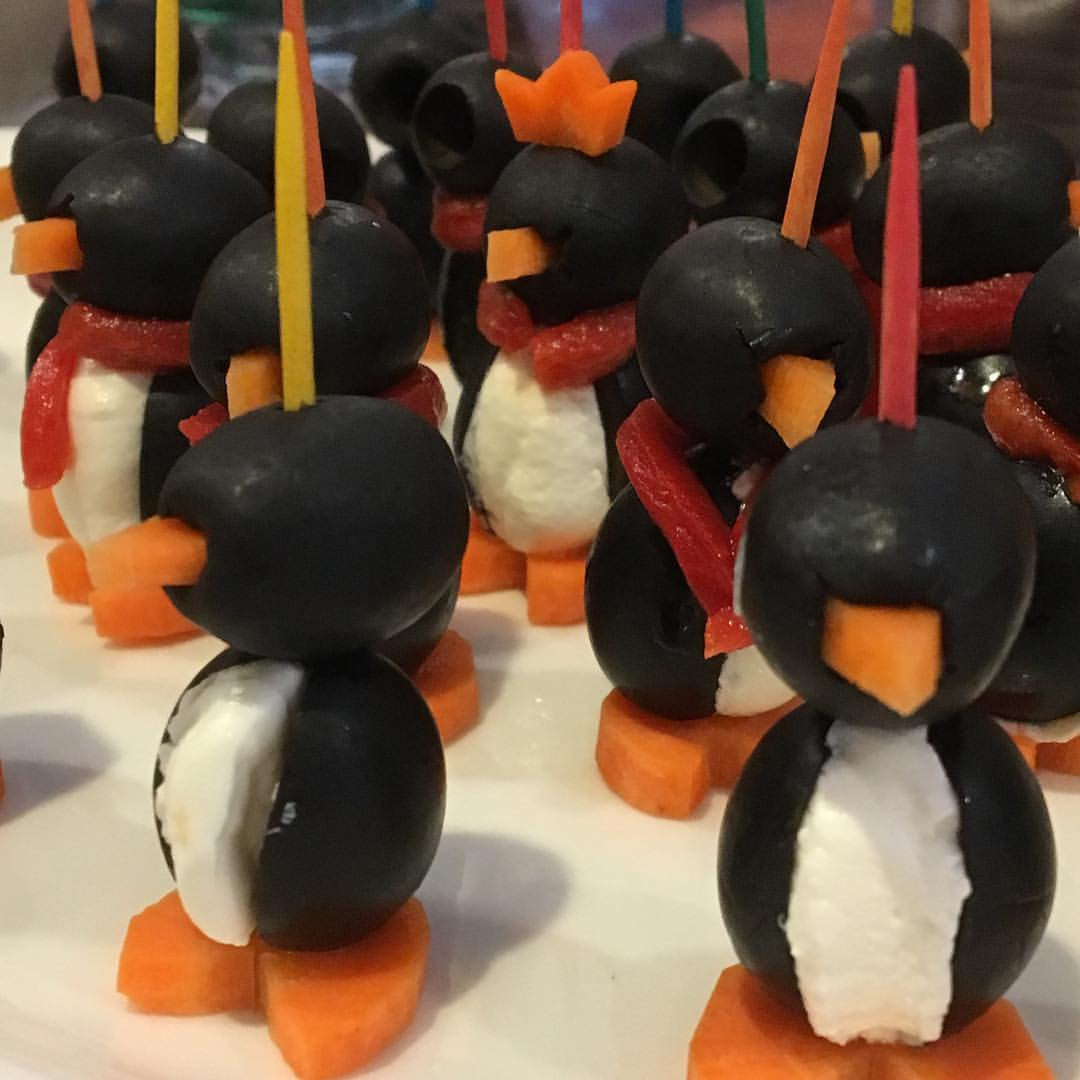 Penguins Appetizer