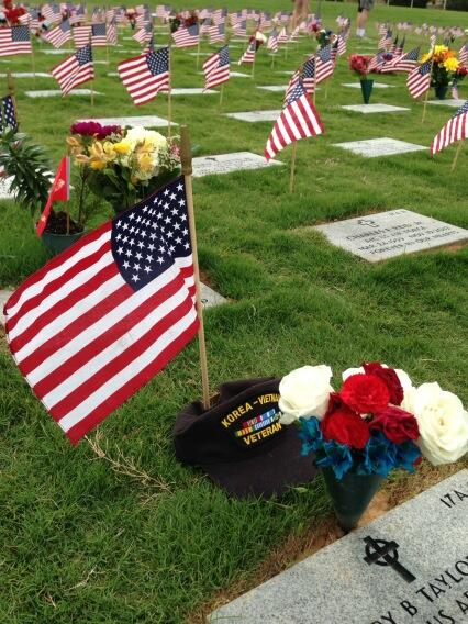Memorial Day in Dallas