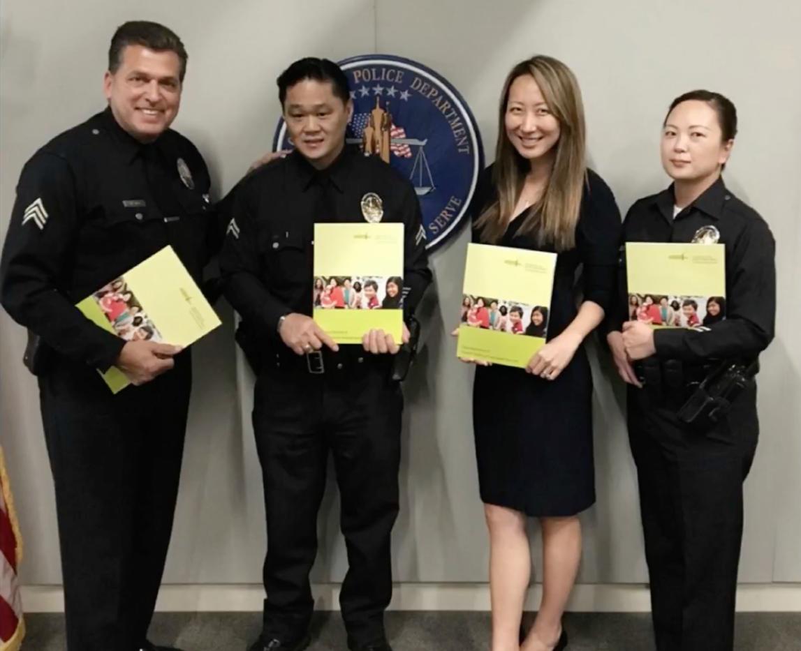 LAPD Community Outreach