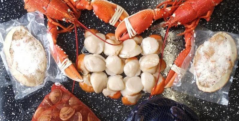 Shellfish Select Box - Fresh
