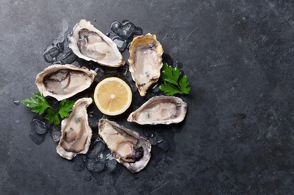 Oysters - Rocks x 12 - Fresh/Live