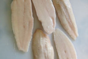 Pangasius Fillets 170/200gm Skinless/Boneless - Frozen