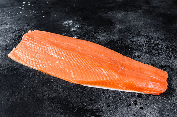 Salmon Fillet 1.2/1.6kg - Fresh