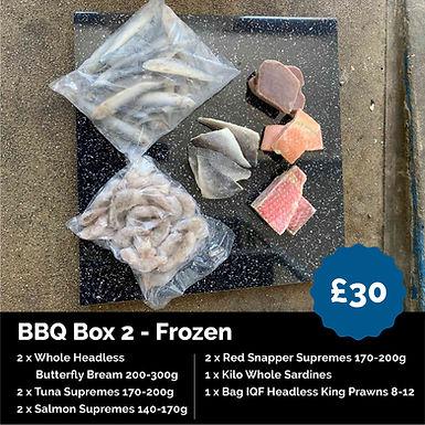 BBQ Box 2 - Frozen