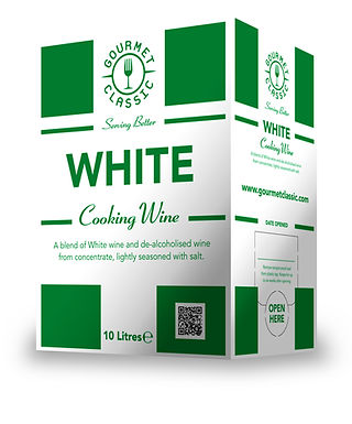 Cooking White Wine - Frozen