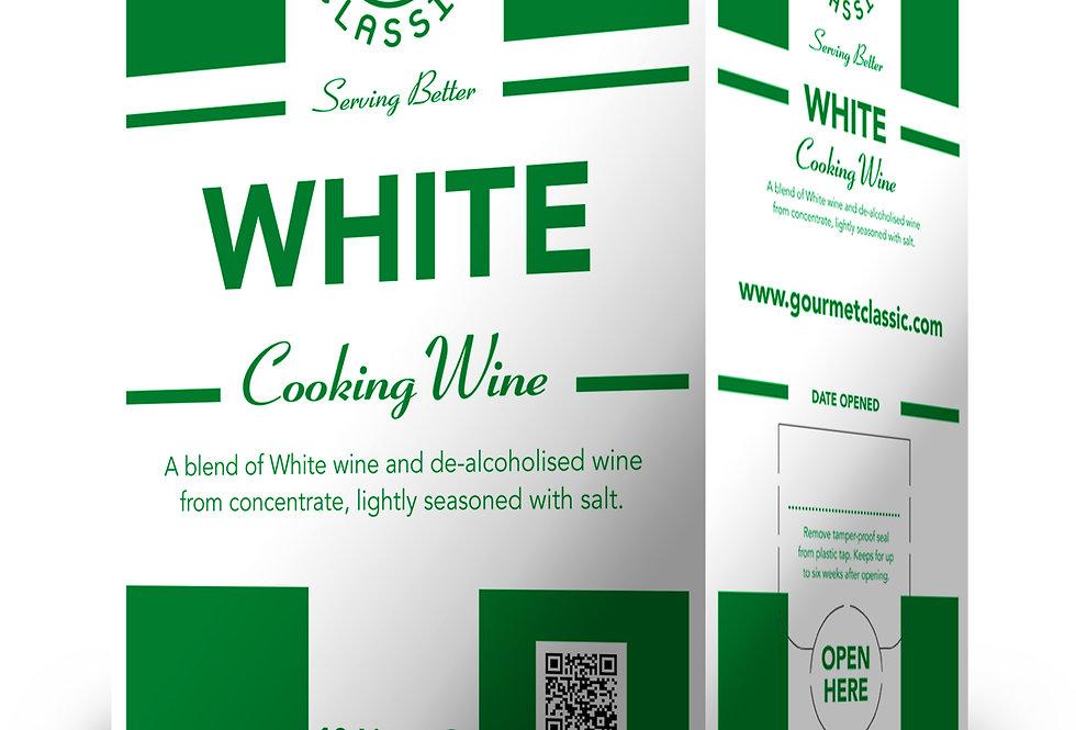 Cooking White Wine - Frozen