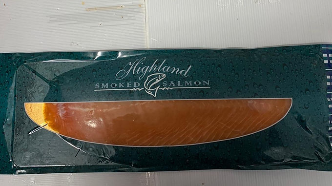 "Smoked Salmon ""D"" Cut 1/1.4kg"
