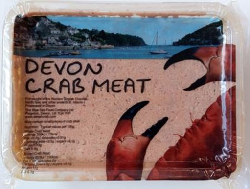 Pasteurised Brown Crab Meat