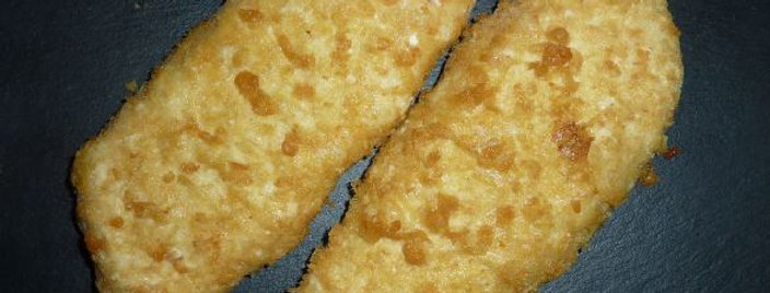 Breaded Cod 110/140gm - Frozen