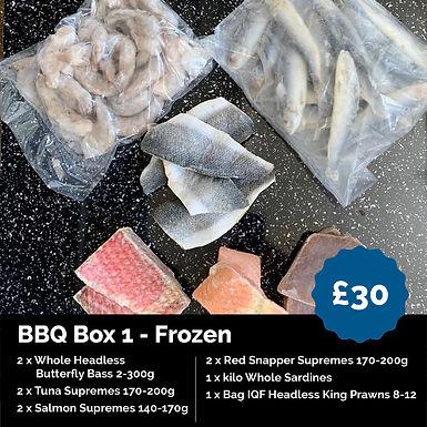 BBQ Box 1 - Frozen