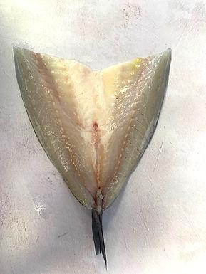 Sea Bass Butterflied 300-400g Fresh