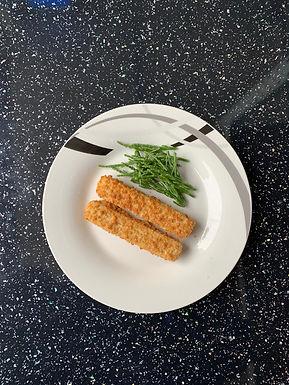 Super Jumbo Cod Fish Fingers - Frozen
