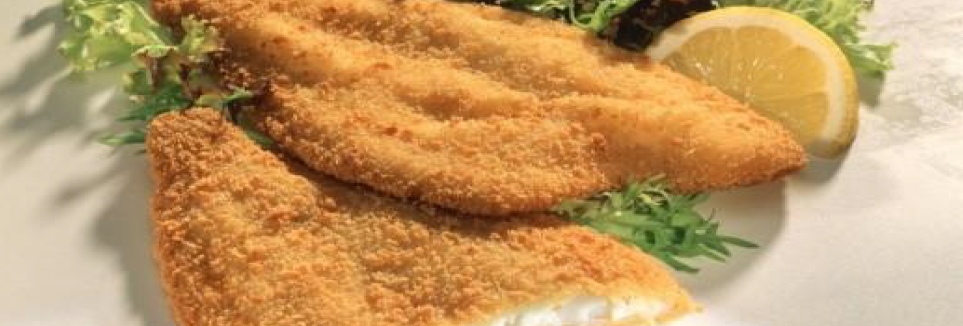 Breaded Plaice - Frozen