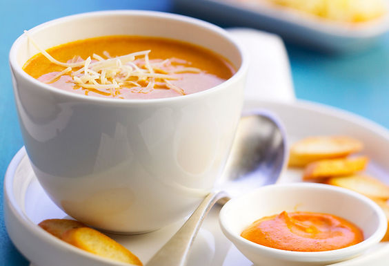 Lobster Soup - Chilled