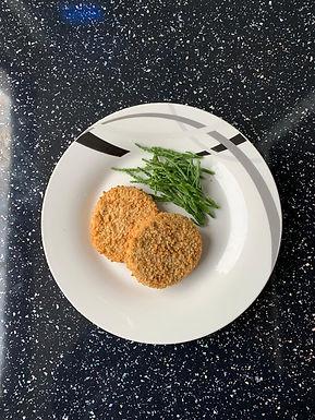 Luxury Salmon & Dill Fish Cakes - Frozen
