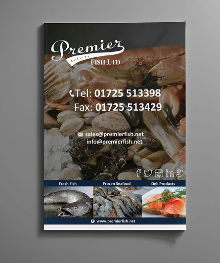 Premier Fish - Product Brochure 2020 - C