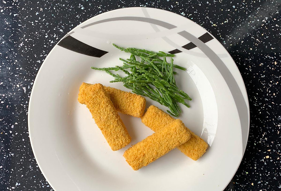 Breaded Cod Fish Fingers - Frozen