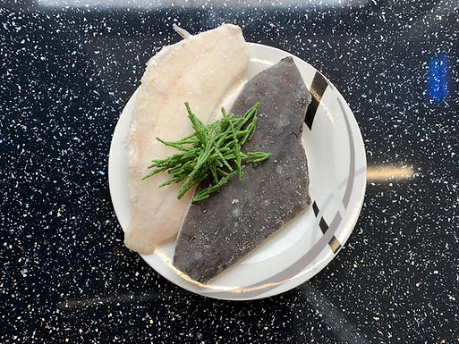 Plaice Fillets - Fresh