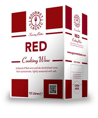 Cooking Red Wine - Frozen
