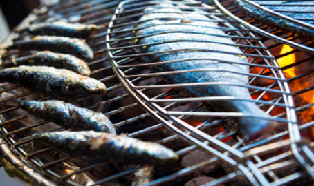 Seafood & Eat It - Grilled Lime and Fennel Sardines
