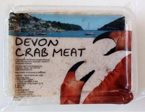 Pasteurised White Crab Meat