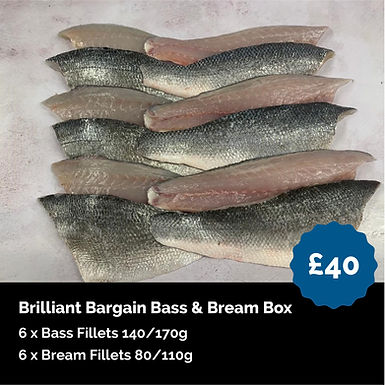 Brilliant Bargain Bass & Bream Box