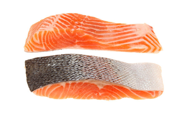 Salmon Portions 170/200g - Fresh