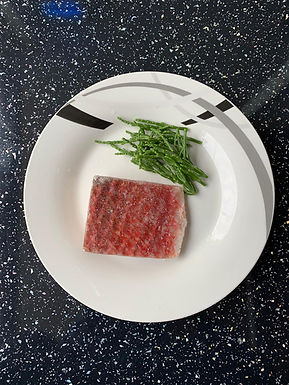 Red Snapper Portions 200/230gm - Frozen