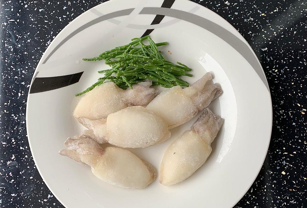 Baby Cleaned Cuttlefish - Frozen