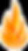 modern-flame-fire-logo-sticker-153910849